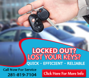 Contact Us | 281-819-7104 | Locksmith Atascocita, TX